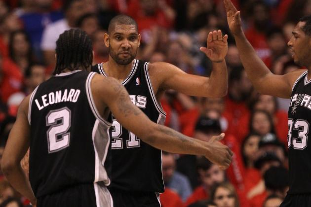 Spurs vs. Clippers: Game 4 TV Schedule, Live Stream, Spread Info and More