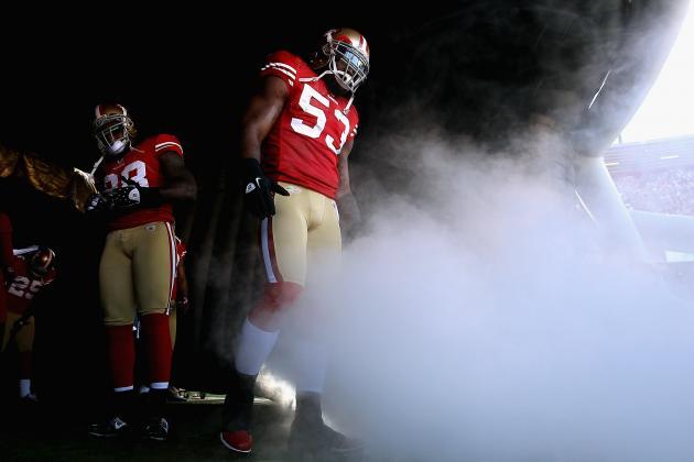 San Francisco 49ers 2012 NFL Season: Dashon Goldson or NaVorro Bowman?