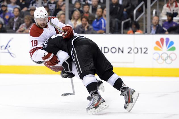 NHL Playoffs 2012: Kings vs. Coyotes Game 4 Live Score, Analysis and Reaction