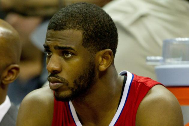 Clippers vs. Spurs: Will Chris Paul and Blake Griffin Get to the Line and Win?