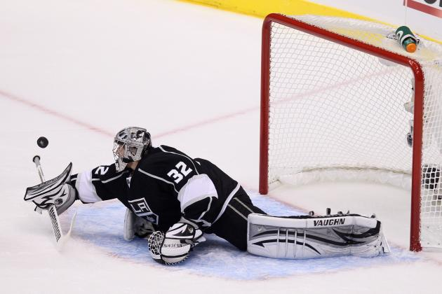 Stanley Cup Playoffs 2012: Jonathan Quick Makes LA Kings Favorites to Win It All