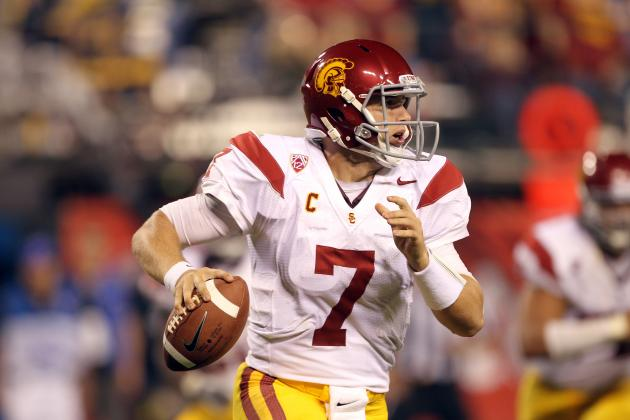 2013 NFL Draft: Which Teams Are Best for USC Quarterback Matt Barkley?