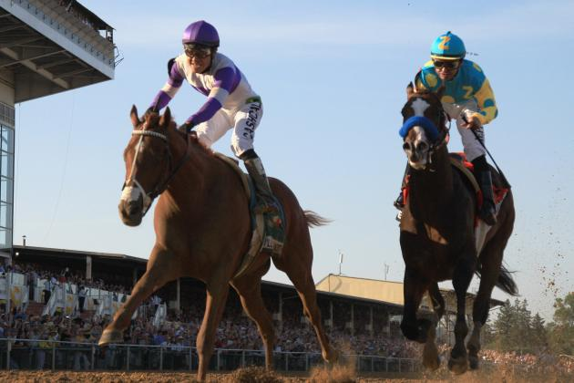 Preakness 2012: I'll Have Another Will Take Triple Crown After Pimlico Win