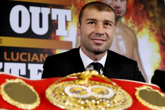 Lucian Bute Needs to Fight in Vegas to Prove He Is Pound-for-Pound Top 10