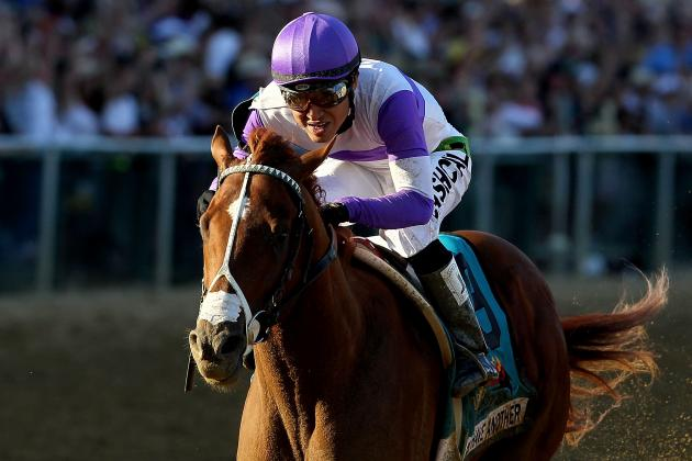 Preakness 2012: I'll Have Another Will Win the Triple Crown