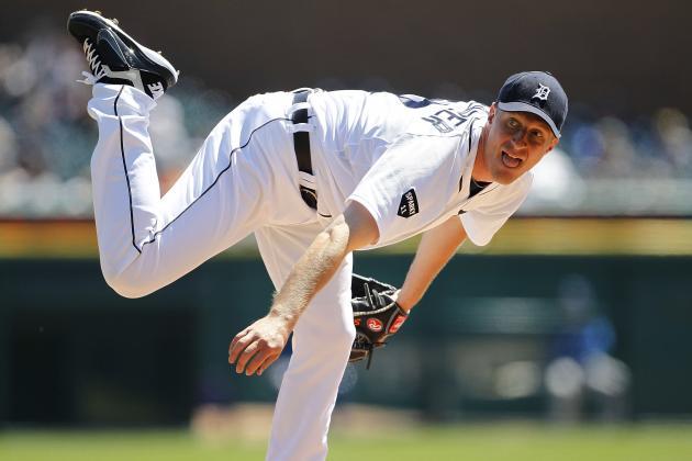 Max Scherzer Makes History for Detroit Tigers in Gem Versus Pittsburgh Pirates