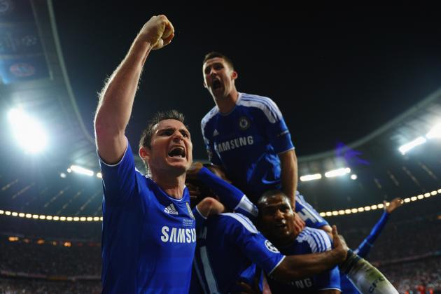 UEFA Champions League Final 2012: Chelsea Will Carry Momentum into Next Season