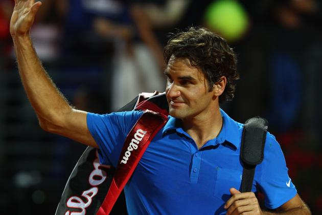 Roger Federer's Madrid Masters and Rome Masters Results and the 2012 French Open