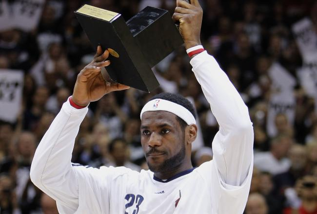 LeBron James was MVP worthy today in Indianapolis.