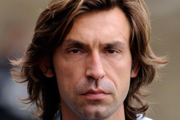 Andrea Pirlo of Italy: One Player to Watch in Euro 2012