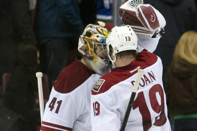 NHL Playoffs 2012: Phoenix Coyotes Stay Alive with 2-0 Shutout over L.A. Kings