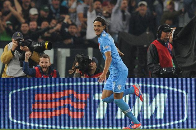 Juventus vs. Napoli: Edinson Cavani Proves His Worth in Coppa Italia Victory