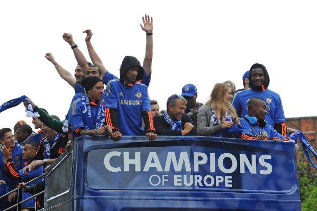 5 Implications of Chelsea's Champions League Victory for Arsenal FC