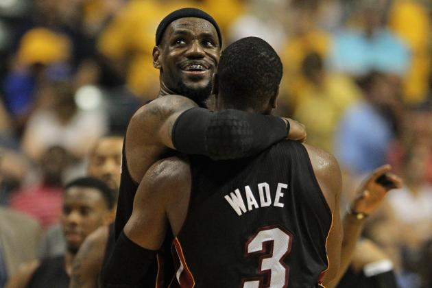 LeBron James and Dwyane Wade Show Pacers Importance of Star Power
