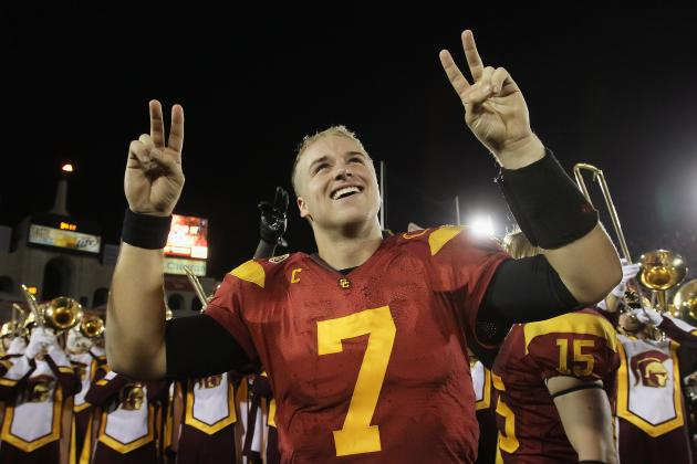 NFL Draft 2013: 4 Quarterbacks Who Could Overtake Matt Barkley as the Top Pick