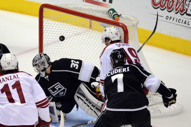 Stanley Cup Playoffs 2012: Phoenix Coyotes Stay Alive with Better Execution