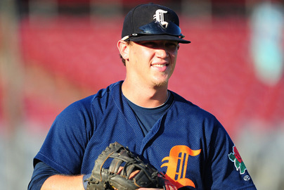 Detroit Tigers: Meet First Base Prospect