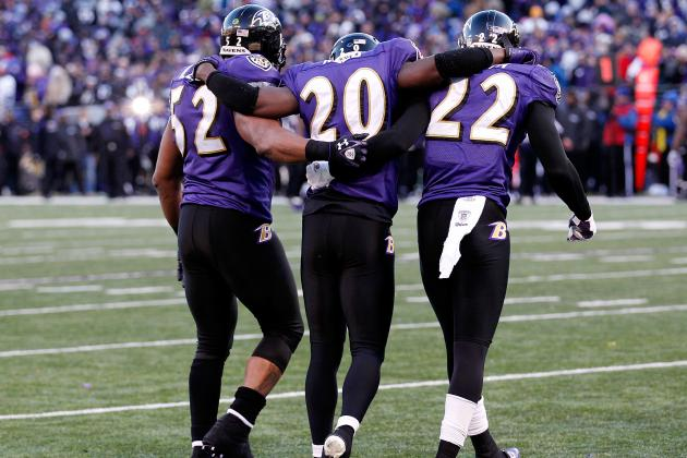 Ed Reed and Terrell Suggs Give Baltimore Ravens Plenty of Opportunities in 2012