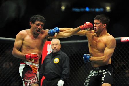 Gilbert Melendez: How Does Last Night's Fight Affect His Stock?