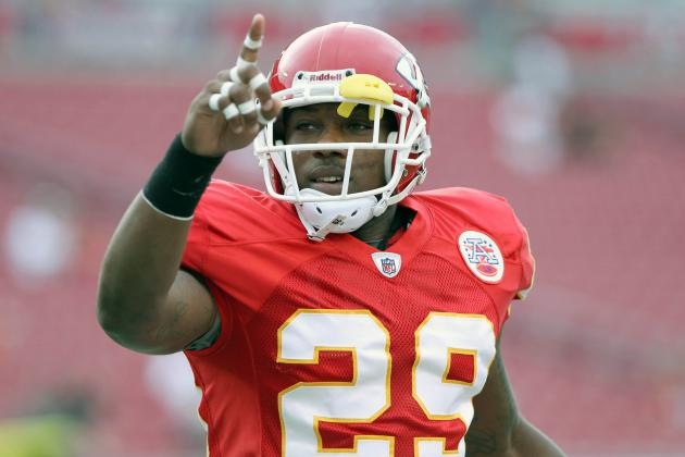 B/R Exclusive Interview with Kansas City Chiefs S Eric Berry