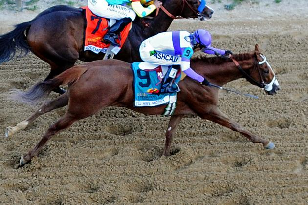 Triple Crown 2012: I'll Have Another Will Not Win the Belmont Stakes