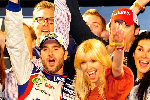 Jimmie Johnson Runs Away with Million Dollar All-Star