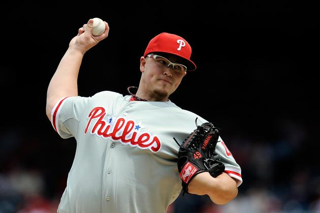 Philadelphia Phillies: Starter Vance Worley Likely to Require Offseason Surgery