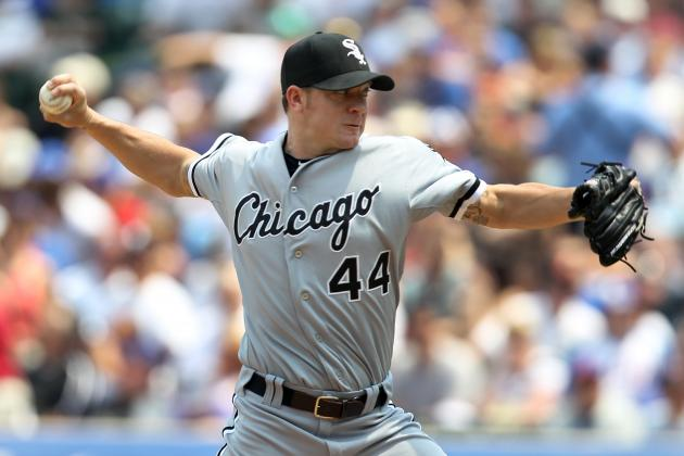 Chicago White Sox: Jake Peavy Among 3 Sox Who Deserve All-Star Berths