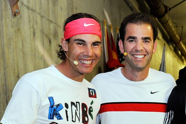 French Open 2012: Would 7th Title for Rafael Nadal Surpass Sampras at Wimbledon?