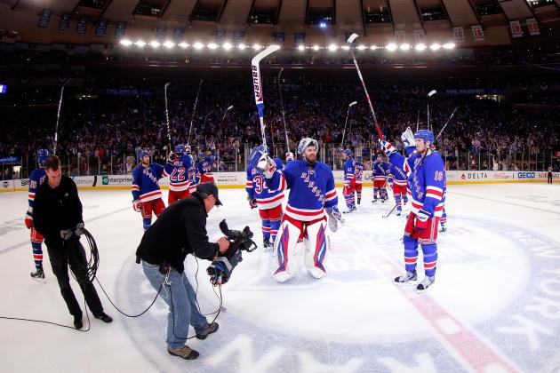 NHL Playoffs 2012: Why the New York Rangers Will Win the Stanley Cup