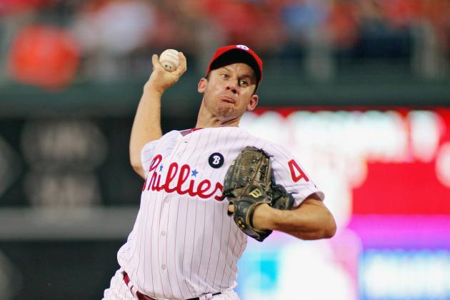 New York Yankees: Could the Bombers Sneak into the Roy Oswalt Chase?