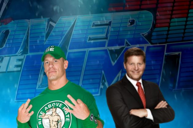 WWE: John Cena vs. John Laurinaitis Match Was a Joke at Exciting Over the Limit