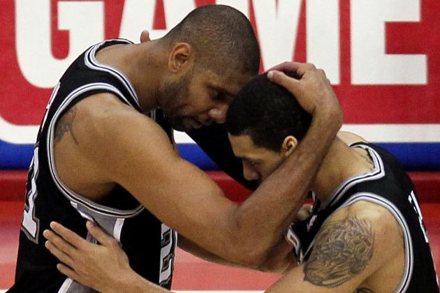 San Antonio Spurs Sweep Prepares a Title Favorite for Next Step