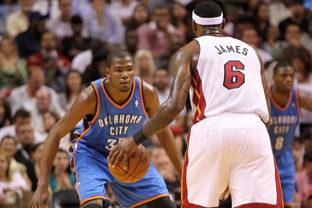 NBA Playoffs 2012: Why NBA Needs an Oklahoma City Thunder vs. Miami Heat Final