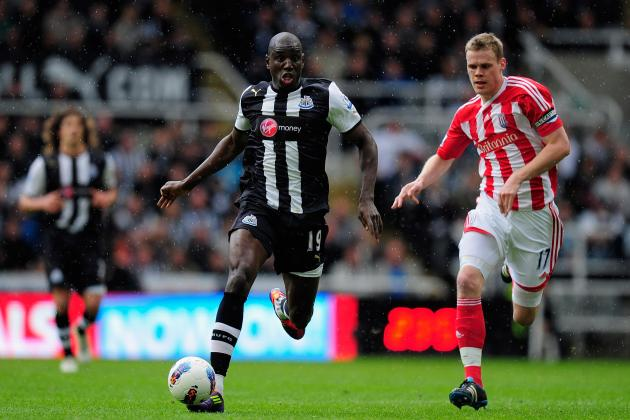 Tottenham Hotspur Would Be Foolish to Pass Up Newcastle United Striker Demba Ba