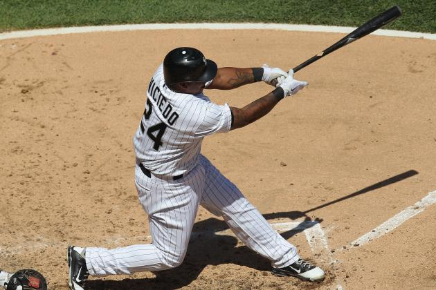 Chicago White Sox: Can Dayan Viciedo Build off His Hot Streak?