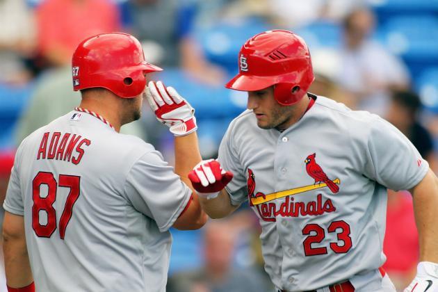 Fantasy Baseball Meet the Prospect: Can Matt Adams Be a Source of Power?