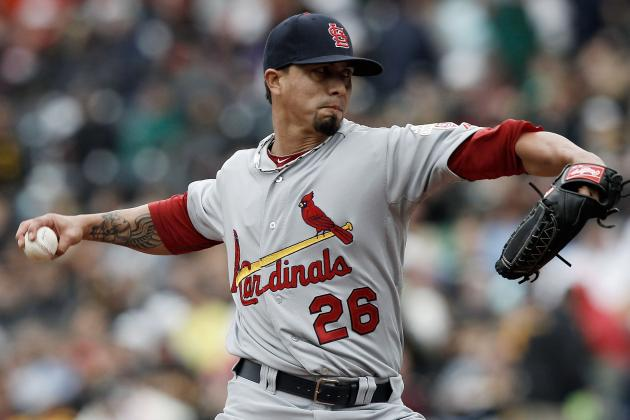 How Cardinals Can Survive Lynn, Westbrook, Lohse Coming Back Down to Earth