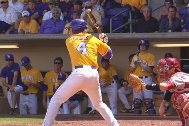 SEC Baseball Tournament Schedule 2012: Daily Listings, Live Stream and TV Info