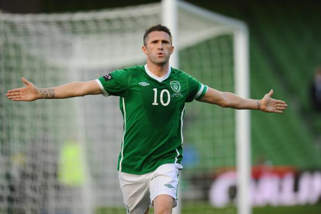 Euro 2012 Players to Watch: Robbie Keane of Republic of Ireland