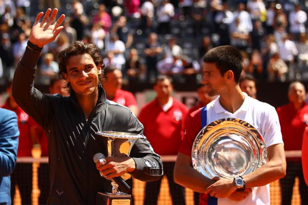 Rafael Nadal Responds Fearlessly to Win Italian Open over Novak Djokovic