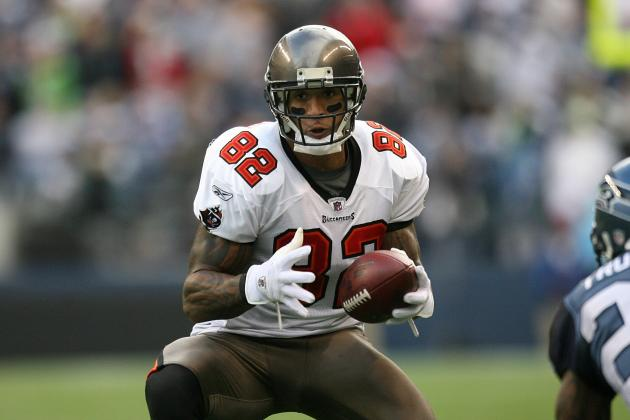 Tampa Bay Buccaneers Prepping to Part Ways with Kellen Winslow?