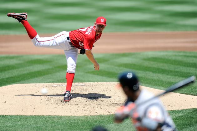 Stephen Strasburg: Arm Tightness Should Greatly Concern the Washington Nationals