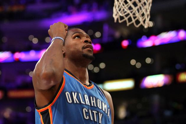 Kevin Durant's Jordanesque Heroics Will Fuel End of Western Conference Dynasties