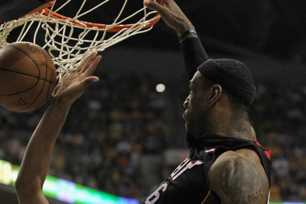 NBA Playoffs 2012: LeBron James and Dwayne Wade Lead Heat, Spurs Win Semifinals