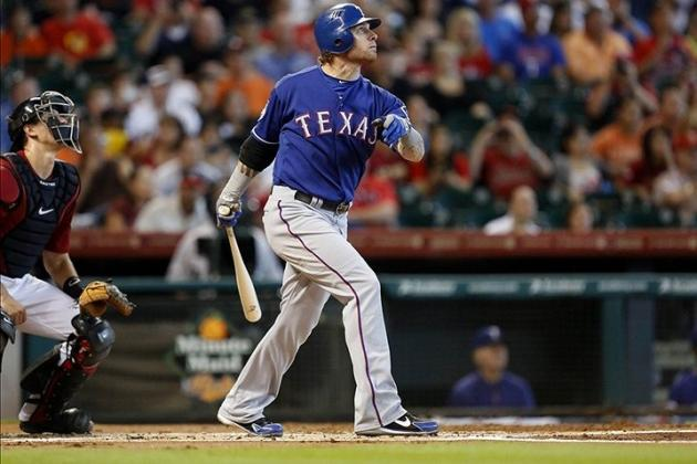 Fantasy Baseball 2012: American League Hitters Watch List for May 21-27