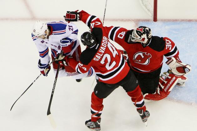 2012 Stanley Cup Playoffs: 7 Keys for Devils' Survival in Game 4 Tonight