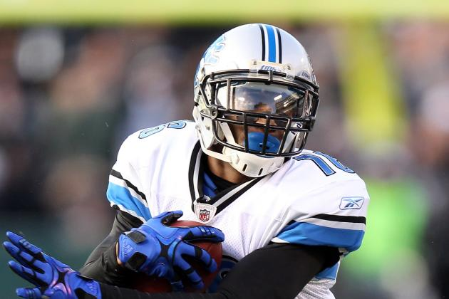 Titus Young: Detroit Lions to Give Up on Him After Scuffle with Louis Delmas?