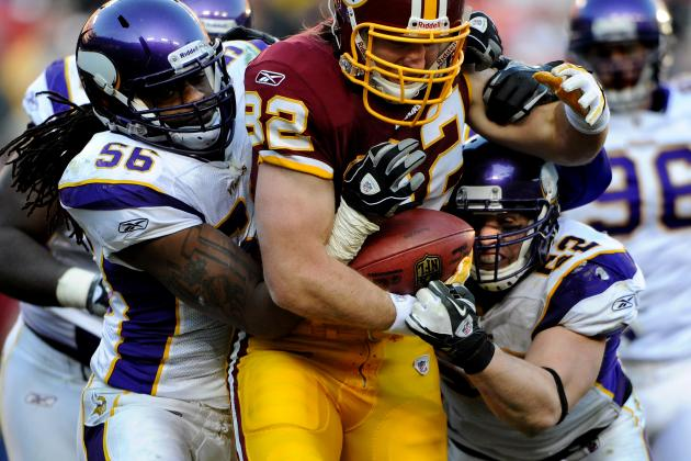 Minnesota Vikings: Re-Signing E.J. Henderson Is the Right Move