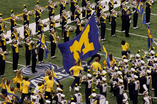 Michigan, Michigan State Big Ten Schedules Revealed for 2015, '16